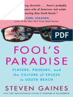 Fool's Paradise by Steven Gaines -  Excerpt