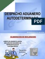 Proceso Despacho MP