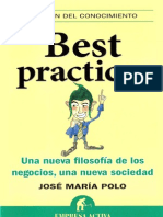 Best Practices - José María Polo