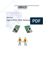 D6T 01 ThermalIRSensor Whitepaper