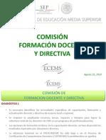 07 Comision Formacion Docente y Directiva
