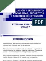 Seguimiento y Evaluacion Proyectos Ea 2012