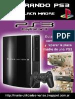 Reparación de PlayStation 3