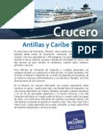 Circular Informativa Crucero Monarch