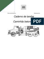 Caminhão Betoneira - Eletrometalmecânica