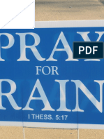 Pray for Rain - screenplay