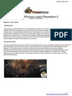 Guia Killzone 2 Playstation 3