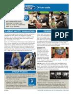 Factsheet - Ford Drive Safe