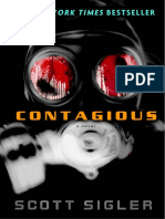 Contagious by Scott Sigler - Excerpt