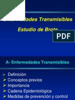g. Enfermedades Transmisibles