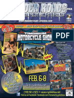 Thunder Roads Virginia Magazine -  January 2015