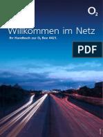 Handbuch o2 Box 4421