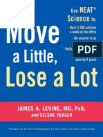 Move a Little, Lose a Lot by James A. Levine, M.D., Ph.D. - Excerpt