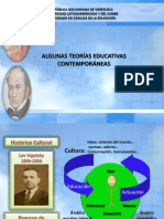 Teoremas Contemporaneos