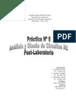 Post Laboratorio8
