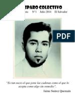 Boletín Anarquista Un Disparo Colectivo