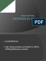 VECTORES 3D