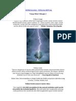 Sistem Dajjal- Tenaga Ritual - Konspirasi-teoris