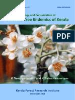 Endemic Trees RR471
