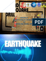 Earthquake and Fire Drill