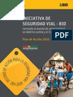 EEO 8 Estrategia de Seguridad Vial Del BID