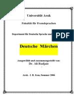 Deutsche Maerchen PDF.