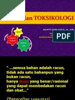 Toxikilogy-II Obat & Toksikology