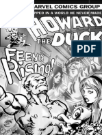 Howard the Duck 3 Feenix