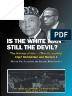 Is the White Man Still the Devi - Dr. Abdul Salaam
