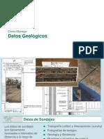 4 Manejo Bases Datos Geologicos - E Rojas - Golder