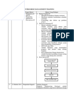 Report Progress Management Training