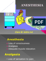 Anestesi_Jenis & Obat Anestesi