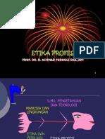 Etika Profesi Ugm-2010