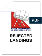 Rejected Landing