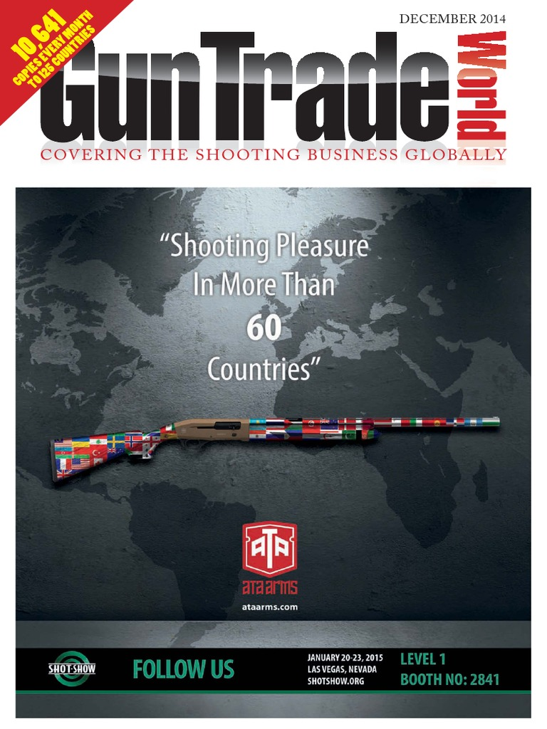 Gun Trade World December 2014pdf Overview Of Laws By Nation Remington870partsdiagram The Butt Plate Rests Against Shooters Handgun