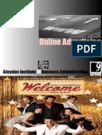 Online Advertising in India