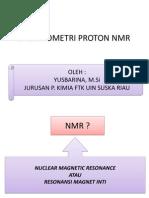 p 3spektrometriprotonnmr 130607220236 Phpapp02