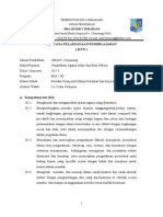 RPP kurikulum 2013 Bab 1 Etos Kerja Fix