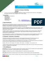 316D GRS Natural Aggregates Safety Data Sheet
