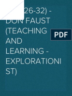03 - (26-32) - Don Faust (Teaching and Learning - Explorationist)
