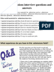 Top 10 admissions interview questions and answers.pptx