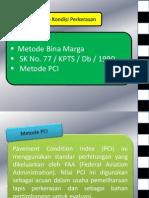 Analisa Kerusakan Jalan Metode PCI