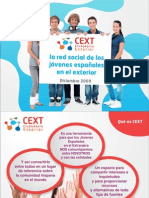 CEXT, la red social para jóvenes españoles en el exterior