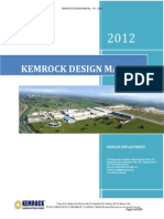 Design Manual - Kemrock - New