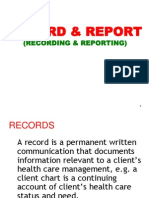 Records&Reports