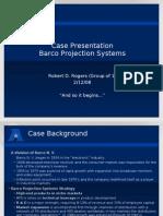 Rogers Barco Presentation
