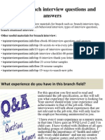 Top 10 branch interview questions and answers.pptx
