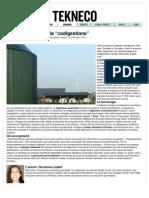 Biogas La Sfida Della Codigestione