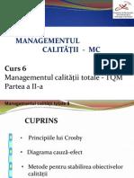 MC Curs 6 Calitate