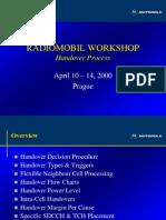 HandoverWS Prague